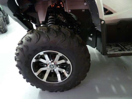2018 Yamaha Grizzly EPS LE Photo 3 of 6