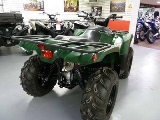 Yamaha kodiak 450 eps hunter green 2018 new atv for sale for 2018 yamaha kodiak 450
