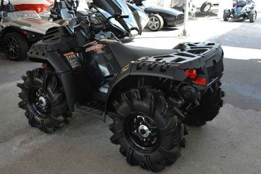 polaris sportsman 850 high lifter edition 2018 new atv for sale in timmins ontario. Black Bedroom Furniture Sets. Home Design Ideas