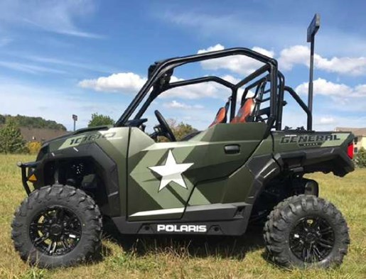 2018 Polaris General 1000 EPS Limited Edition Photo 1 of 3