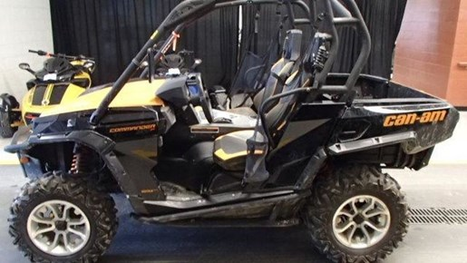 2016 Can-Am Commander XTP 1000 Photo 1 of 3