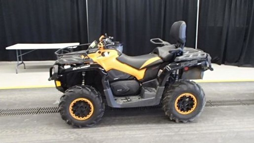 2016 Can-Am Outlander Max XTP 850 Photo 1 of 2