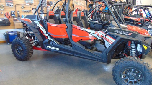 polaris rzr xp 4 dynamix turbo 2018 new atv for sale in erskine alberta. Black Bedroom Furniture Sets. Home Design Ideas