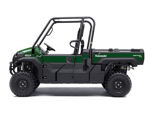 2017 Kawasaki Mule Pro-DX EPS Diesel Photo 2 of 3