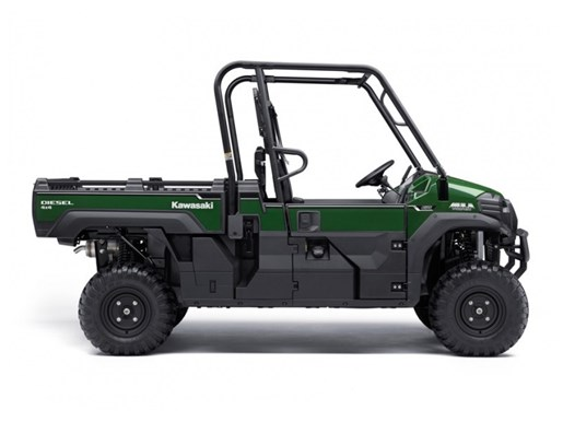 2017 Kawasaki Mule Pro-DX EPS Diesel Photo 3 of 3
