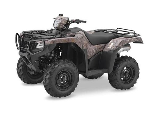 2018 Honda TRX500 RUBICON IRS EPS CAMO Photo 1 of 1