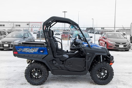 cfmoto uforce 800 eps lx 2018 new atv for sale in winnipeg. Black Bedroom Furniture Sets. Home Design Ideas
