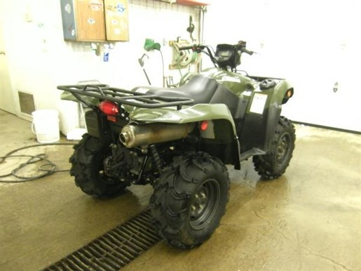 2014 Suzuki KingQuad 750AXi Power Steering Photo 3 of 5