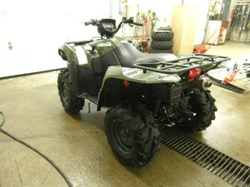 2014 Suzuki KingQuad 750AXi Power Steering Photo 4 of 5