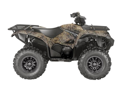 2018 Yamaha Grizzly EPS Realtree® Xtra™ Camouflage (aluminum m Photo 1 of 1