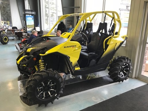 2018 Can-Am Maverick™ X® mr 1000R Photo 1 of 2
