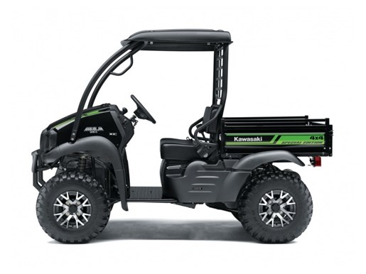 2018 Kawasaki Mule SX™ XC Special Edition Photo 2 of 3