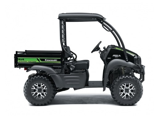 2018 Kawasaki Mule SX™ XC Special Edition Photo 3 of 3