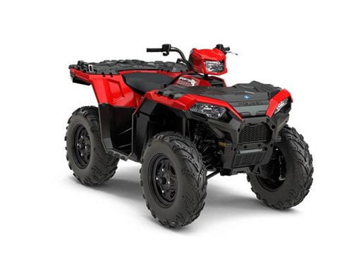 2018 Polaris Sportsman 850 Indy Red Photo 1 of 1