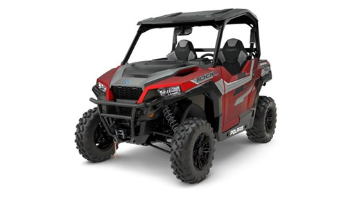 2018 Polaris General 1000 EPS Ride Command Edition Matte Sunset Photo 3 of 3