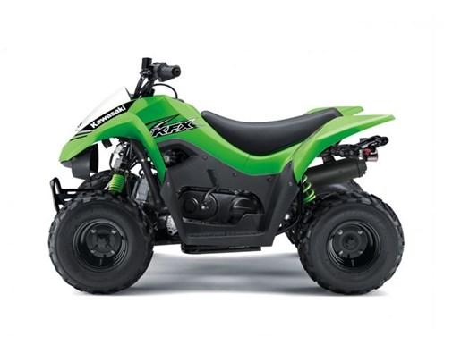 2018 Kawasaki KFX50 Photo 3 of 9