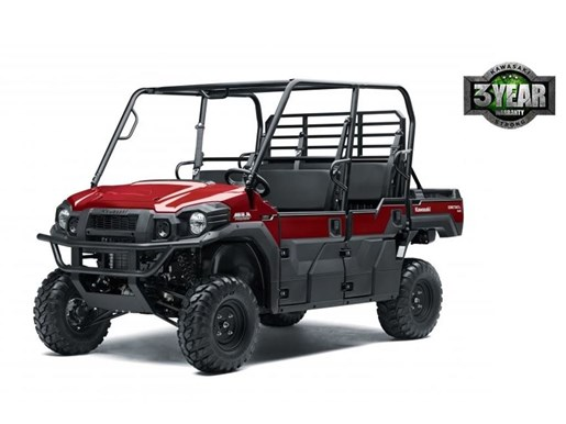 2018 Kawasaki Mule Pro-DXT EPS Photo 1 of 10