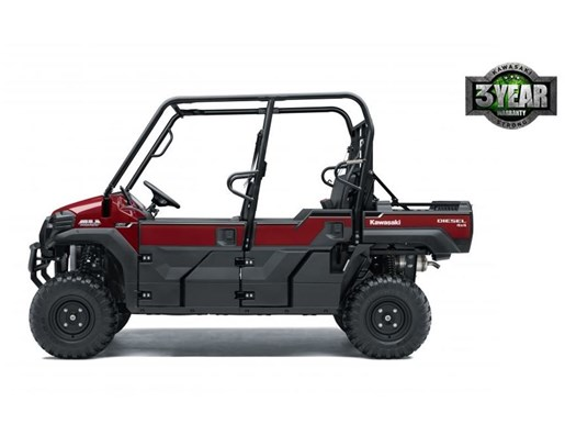 2018 Kawasaki Mule Pro-DXT EPS Photo 3 of 10