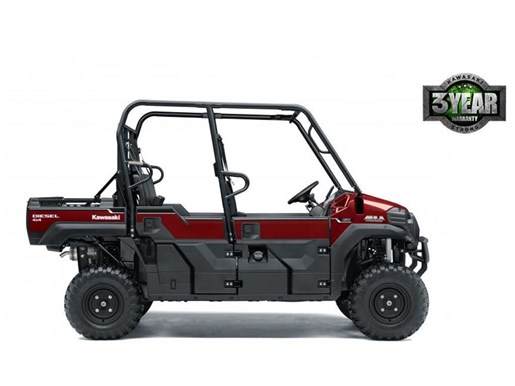 2018 Kawasaki Mule Pro-DXT EPS Photo 4 of 10
