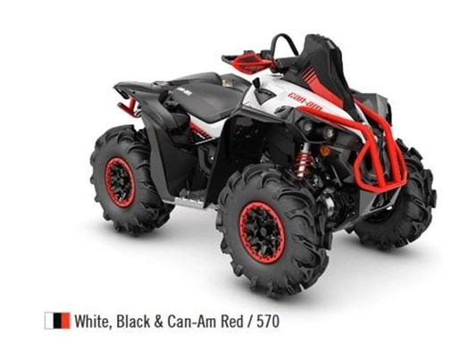 2018 Can-Am Renegade X mr 570 Photo 1 of 8