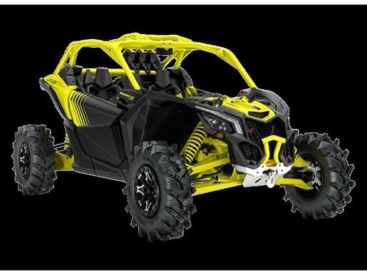 2018 Can-Am Maverick X3 X MR Turbo Photo 1 of 1