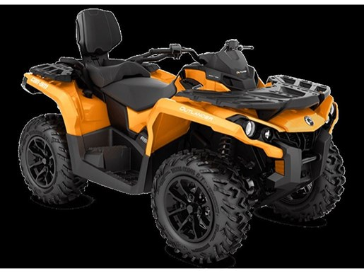 2018 Can-Am Outlander 650 DPS Photo 1 of 1