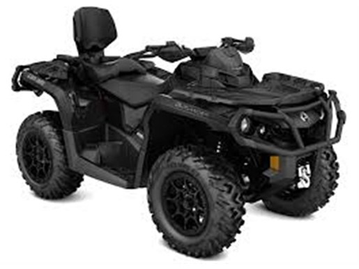 2018 Can-Am Outlander Max 850 XT-P Photo 1 of 1