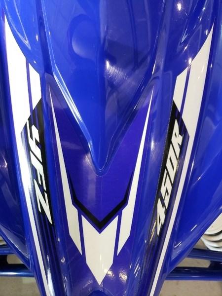 2018 Yamaha YFZ450R Photo 5 of 12