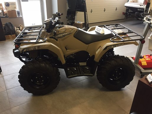 2018 Yamaha Kodiak 450 EPS Photo 2 of 2