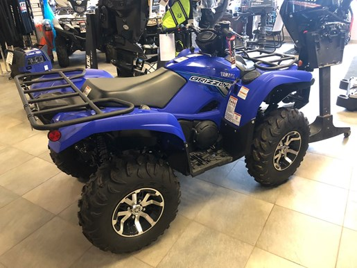 2018 Yamaha Grizzly 700 EPS Photo 1 sur 6