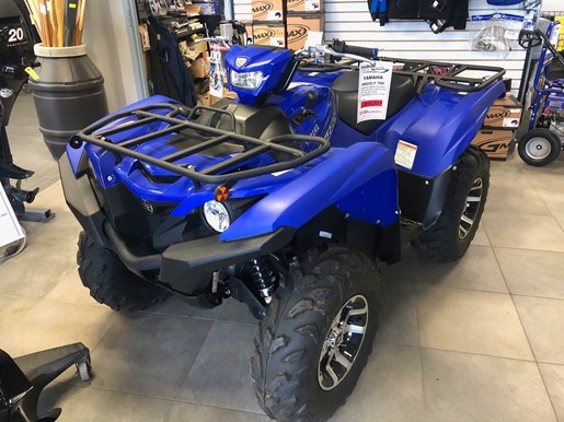2018 Yamaha Grizzly 700 EPS Photo 2 sur 6