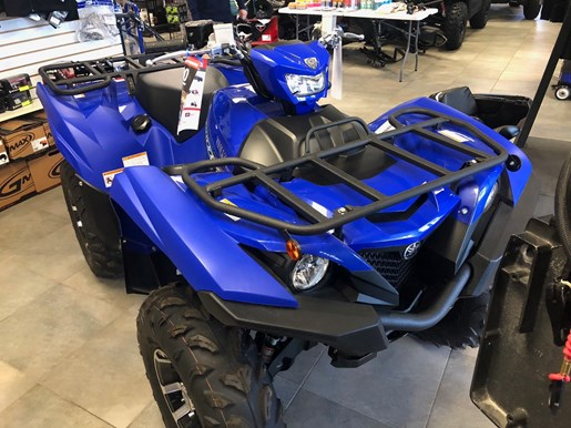 2018 Yamaha Grizzly 700 EPS Photo 3 sur 6