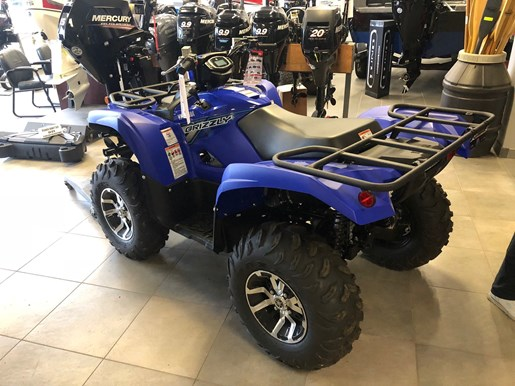 2018 Yamaha Grizzly 700 EPS Photo 4 sur 6