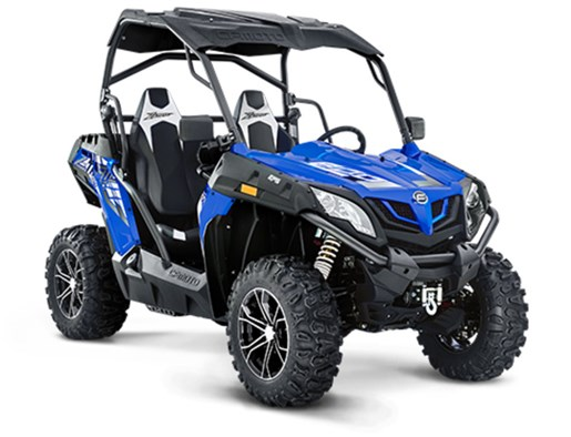 2018 2018 CFMOTO (NEW) ZFORCE 500 HO EPS LX *5 YEAR WARRANTY* Photo 1 of 1