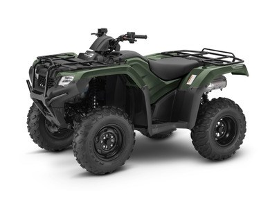 2018 Honda TRX® 420 Rancher® DCT IRS EPS Photo 1 of 1