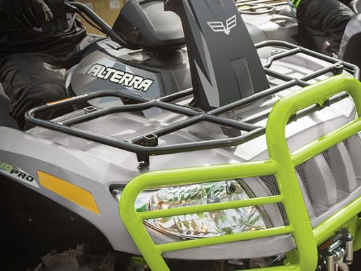 2018 Textron Off Road Alterra Mudpro 700 LTD Photo 2 of 4