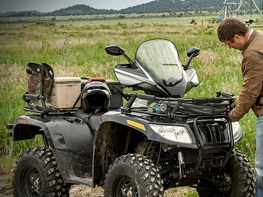 2018 Textron Off Road Alterra VLX 700 EPS Photo 2 of 4
