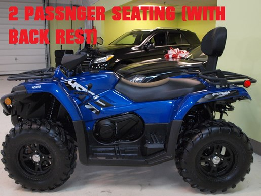 2018 CFMOTO CFORCE 400CC 2 PASSENGER **$34/WEEK** Photo 4 of 12