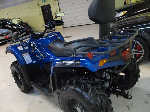 2018 CFMOTO CFORCE 400CC 2 PASSENGER **$34/WEEK** Photo 9 of 12
