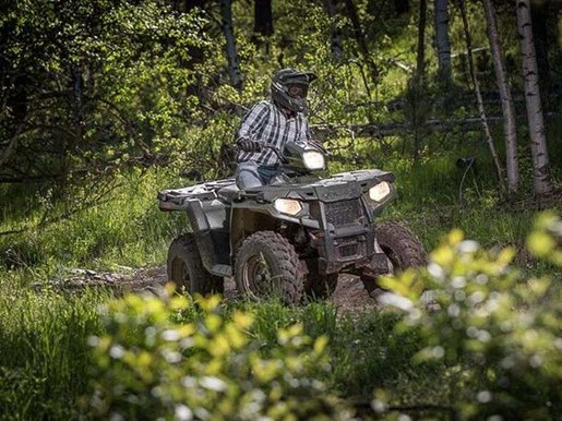 2018 Polaris SPORTSMAN 570 SAGE GREEN Photo 8 of 9