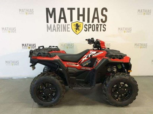 2018 Polaris SPORTSMAN XP 1000 HAVASU RED PEARL Photo 1 of 11