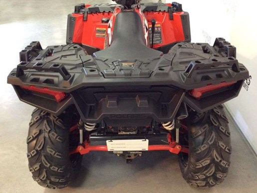 2018 Polaris SPORTSMAN XP 1000 HAVASU RED PEARL Photo 9 of 11