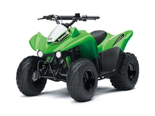 2018 Kawasaki KFX90 / 14$/sem Photo 1 of 3