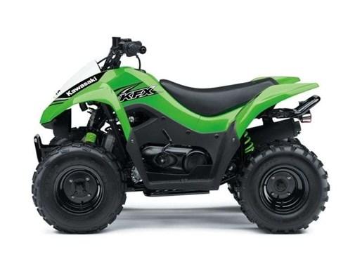 2018 Kawasaki KFX90 / 15$/sem Photo 2 of 3