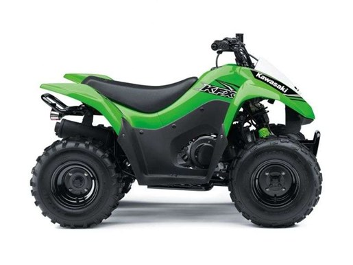 2018 Kawasaki KFX90 / 14$/sem Photo 3 of 3