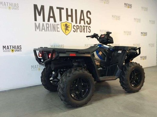 2017 Polaris SPORTSMAN 570 SP STEALTH BLACK / 33$/sem garantie  Photo 2 of 9