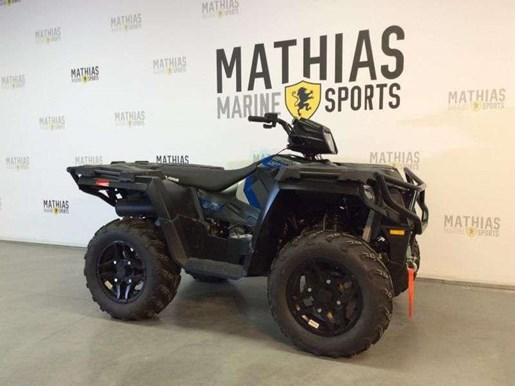 2017 Polaris SPORTSMAN 570 SP STEALTH BLACK / 33$/sem garantie  Photo 3 of 9