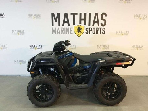 2017 Polaris SPORTSMAN 570 SP STEALTH BLACK / 33$/sem garantie  Photo 4 of 9