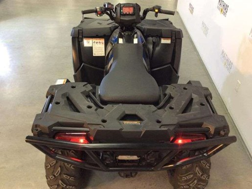 2017 Polaris SPORTSMAN 570 SP STEALTH BLACK / 33$/sem garantie  Photo 7 of 9