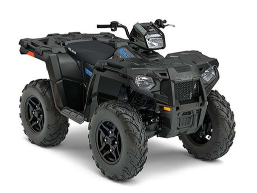 2017 Polaris SPORTSMAN 570 SP STEALTH BLACK / 33$/sem garantie  Photo 8 of 9